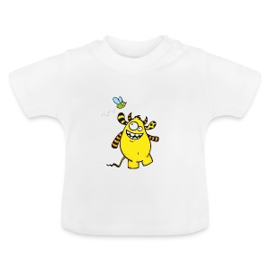 Mr Woolly Basic - Baby T-Shirt