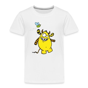 Mr Woolly Basic - Kinder Premium T-Shirt