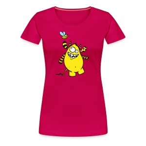 Mr Woolly Basic - Frauen Premium T-Shirt