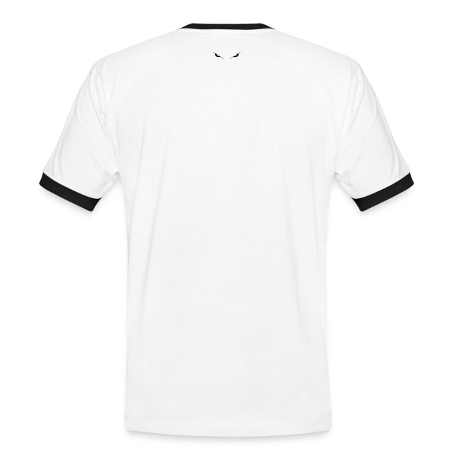 RRP T-Shirt (WHITE / BLACK BANDS)