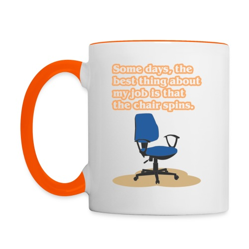 Chair-Cup - Tasse zweifarbig
