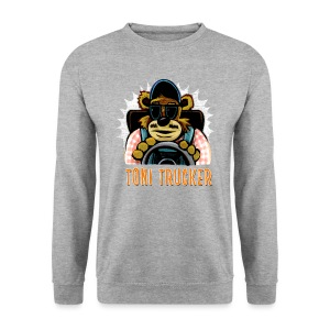 toni trucker - Men's Sweatshirt
