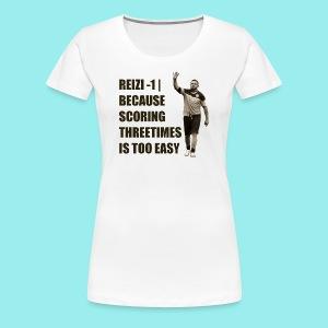 SCS   Shirt Reizi - Frauen Premium T-Shirt