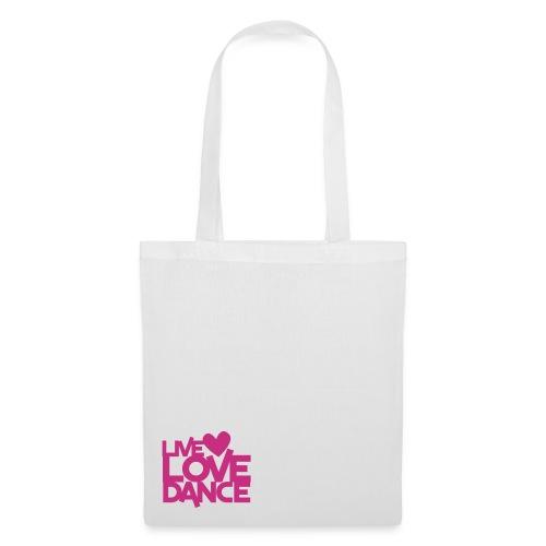Live Love Dance Tote Bag - Tote Bag