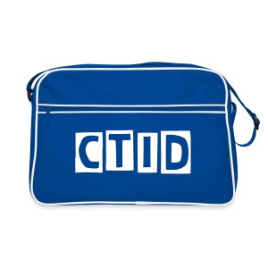 CTID Retro Bag - Bandolera retro