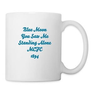 Blue Moon mug - Taza