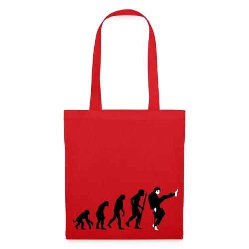 Evolution Silly Walks Tote Bag - Tote Bag