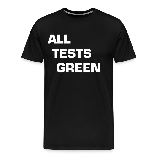 GreenShirt - Men's Premium T-Shirt