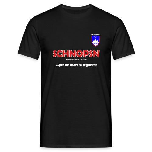 Team Slovenia Shirt - Männer T-Shirt