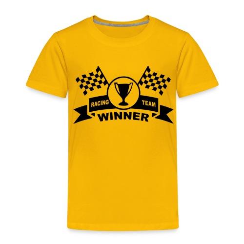Winner racing team - Kids' Premium T-Shirt