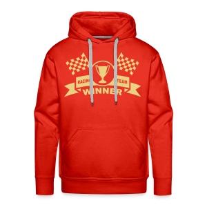 Winner racing team - Men's Premium Hoodie