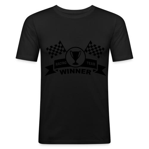 Winner racing team - Men's Slim Fit T-Shirt