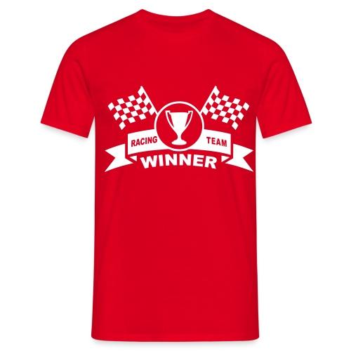 Winner racing team - Men's T-Shirt