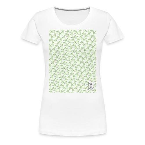 #15 - T-shirt Premium Femme