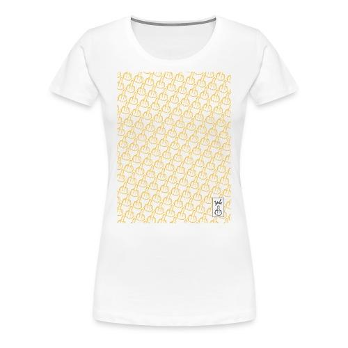 #17 - T-shirt Premium Femme