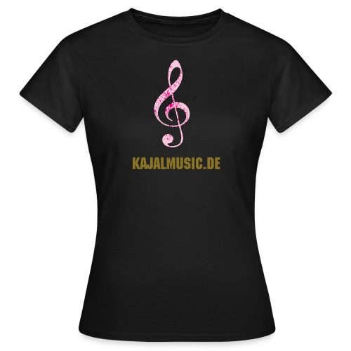 Kajalmusic Premium Shirt Girl 1 - Frauen T-Shirt