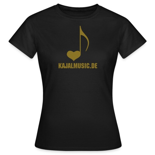 Kajalmusic Premium Shirt Girl 4 - Frauen T-Shirt