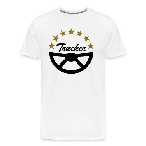 Mothertrucker - Mannen Premium T-shirt