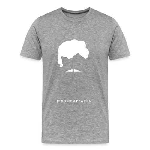 Jerome Classic Basic Tee  - Men's Premium T-Shirt