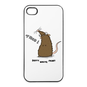 Rat iPhone 4/4s Case - iPhone 4/4s Hard Case