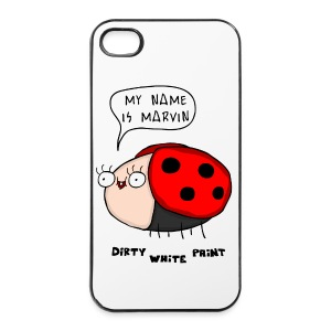 MARVIN iPhone 4/4s Case - iPhone 4/4s Hard Case