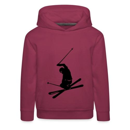 Wintersports - Kinder Premium Hoodie