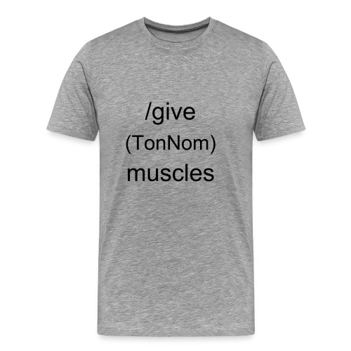 /give - T-shirt Premium Homme