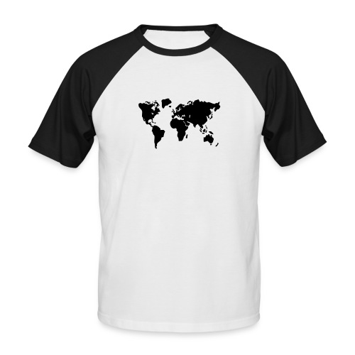 Free World - Männer Baseball-T-Shirt