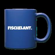 Tassen & Zubehör ~ Tasse einfarbig ~ Fischelant (Mug)