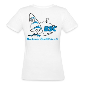 BSC Frauen Bio-T-Shirt (Weiss) - Frauen Bio-T-Shirt