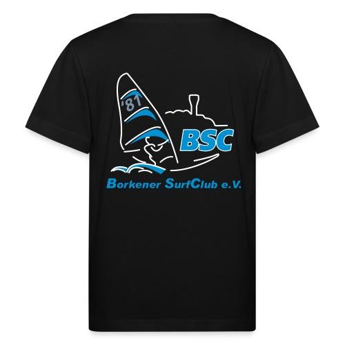 BSC Kinder Bio-T-Shirt (Farbig) - Kinder Bio-T-Shirt