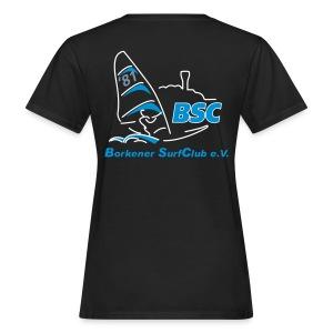 BSC Frauen Bio-T-Shirt (Farbig) - Frauen Bio-T-Shirt