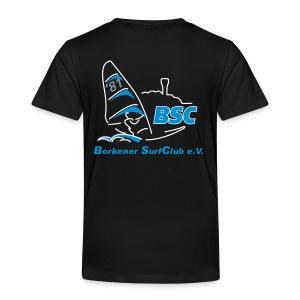 BSC Kinder T-Shirt (Farbig) - Kinder Premium T-Shirt