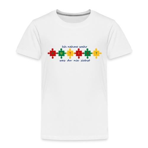 Autismus-Shirt 2 - Kinder Premium T-Shirt