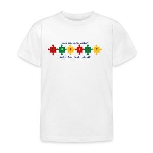 Autismus-Shirt 2 - Kinder T-Shirt