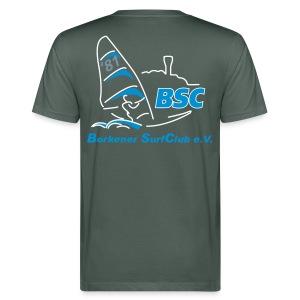 BSC Männer Bio-T-Shirt (Farbig) - Männer Bio-T-Shirt