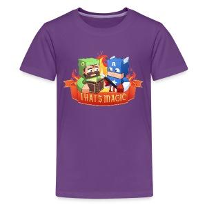 That's Magic - Teenage Premium T-Shirt