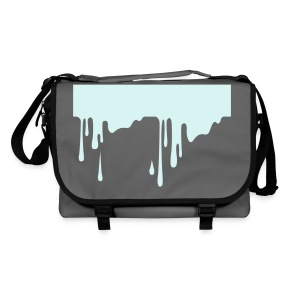 SHOULDER BAG - REFLECTIVE DESIGN - WITH POSSIBILITY TO BE MODDED AS A PAIR INTO MOTORCYCLE PANNIERS - Shoulder Bag