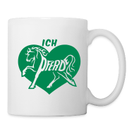 Tassen & Zubehör ~ Tasse ~ Kaffepott - Ich liebe Pferde