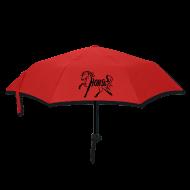 Regenschirme ~ Regenschirm (klein) ~ Regenschirm - Horses