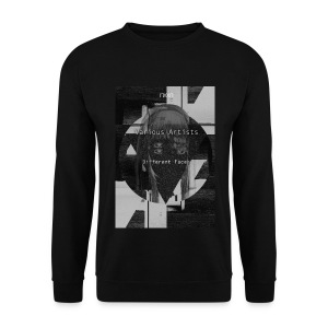 Different Faces Sweater - Männer Pullover