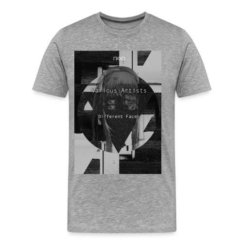 Different Faces Premium T-Shirt - Männer Premium T-Shirt
