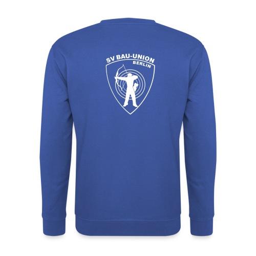 Sweatshirt blau - Männer Pullover