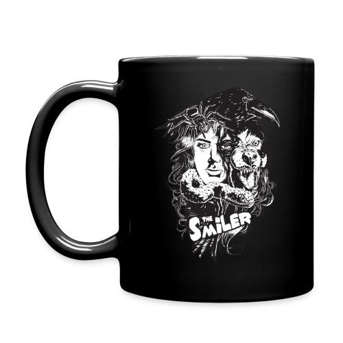 Black & Grey Mug - Ensfarget kopp