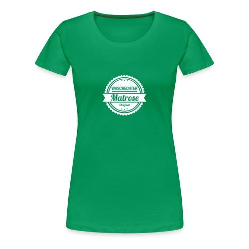 Waschechter Matrose T-Shirt - Frauen Premium T-Shirt