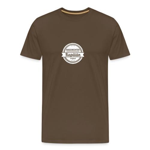 Waschechter Kapitän T-Shirt - Männer Premium T-Shirt