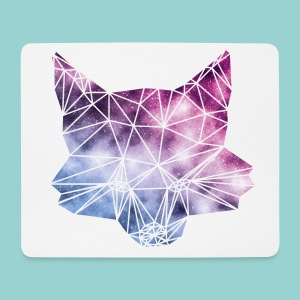 3D fox - Mousepad (Querformat)