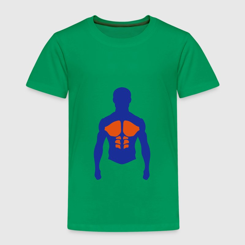 homme sexy muscle 1201 Tee shirts - T-shirt Premium Enfant