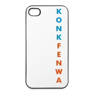 Konkfenwa Iphone 4/4S Case - iPhone 4/4s Hard Case