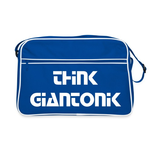 Giantonik Bag - Borsa retrò